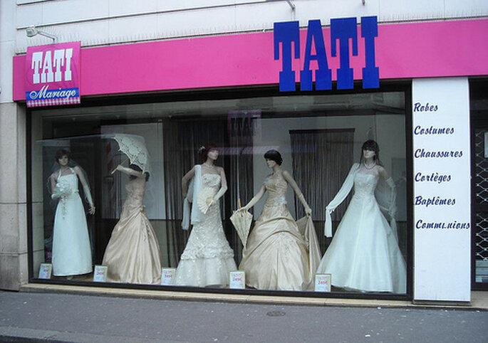 Le catalogue Tati Mariage 2011 : vous allez adorer...