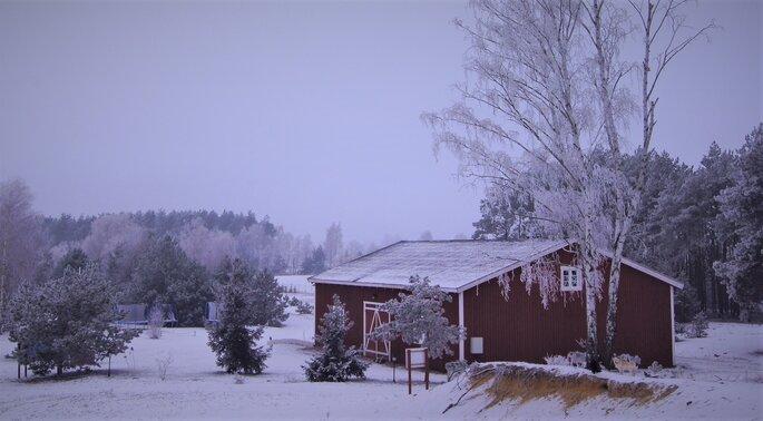 Arendel – skandynawska stodoła