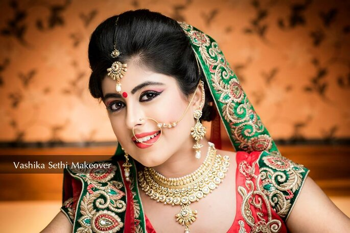 Photo: Vashika Sethi Makeup Artist.