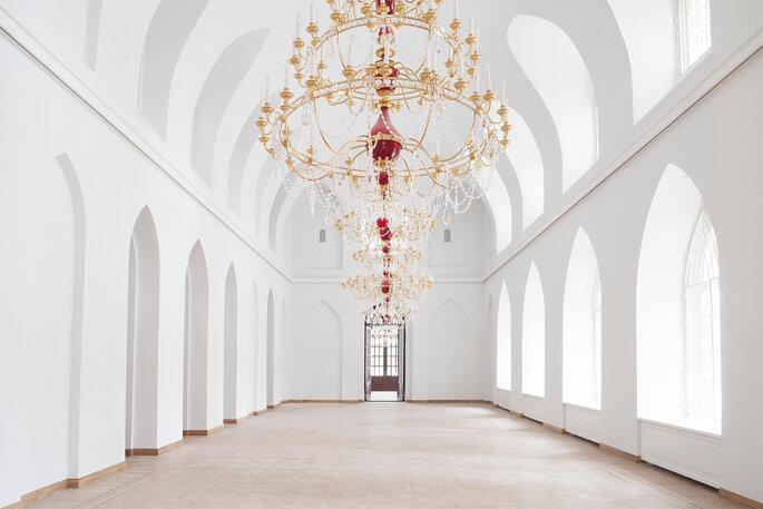 Царицыно, интерьеры Оперного дома