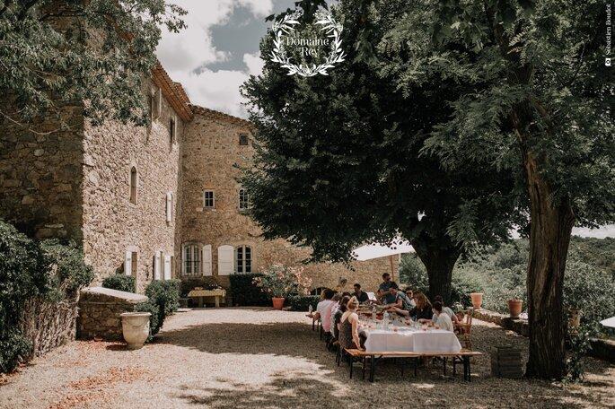 Le Domaine du Rey - Lieu de réception mariage - Gard