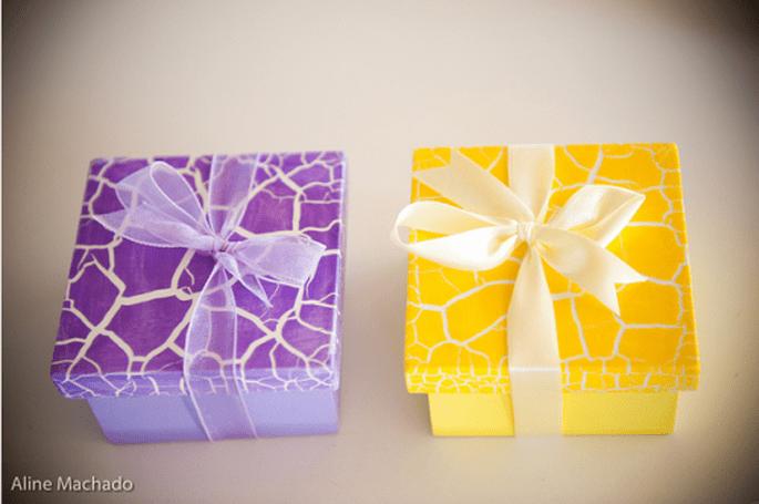 Was geben die Gäste für das Hochzeitsgeschenk aus? - Foto: Aline Machado