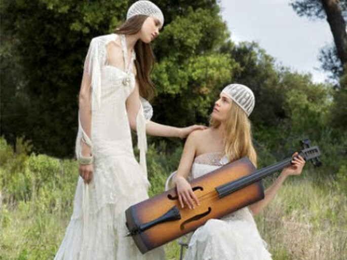 Llegan las bodas estilo hippie, ¿te animas?