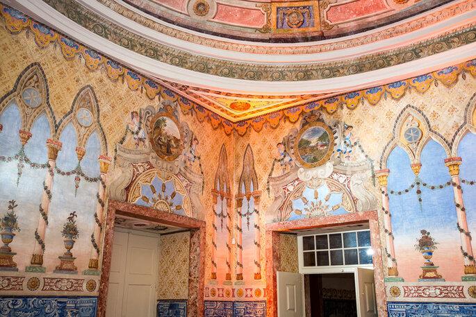 Palácio de Xabregas. Foto: Divulgação