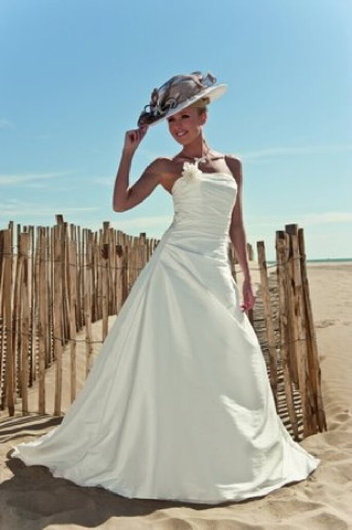 Robe Madras - Point Mariage 2012