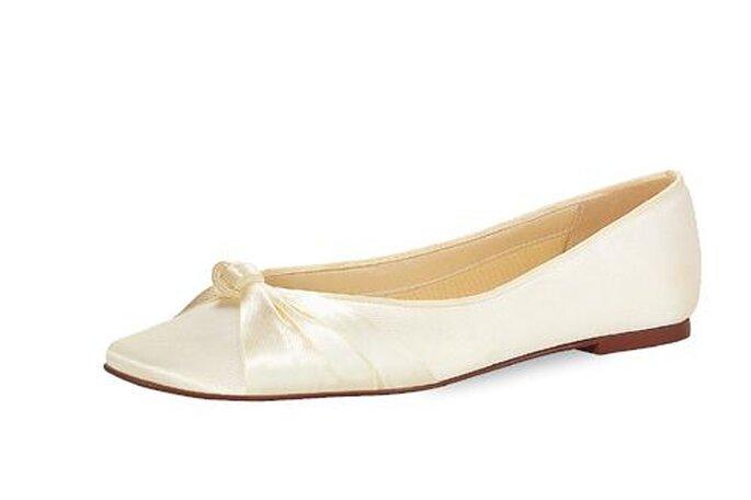 """Modell """"Bryony"""" von Elsa Coloured Shoes: bequemer geht es nicht. Typ Ballerina"""