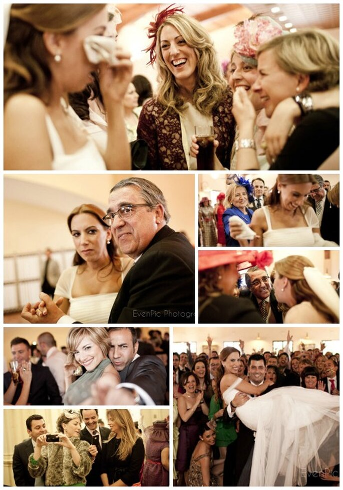 Los fotógrafos de EvenPic se encargaron de retratar esta boda sevillana de ensueño. Foto: EvenPic