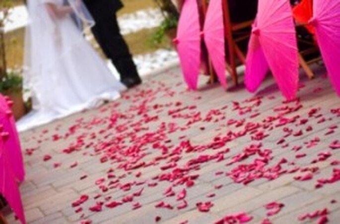 Aspectos a tener en cuenta para la decoración floral el día de tu boda