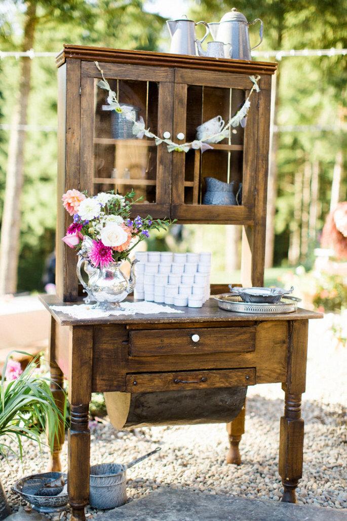 mobiliario para boda 2016