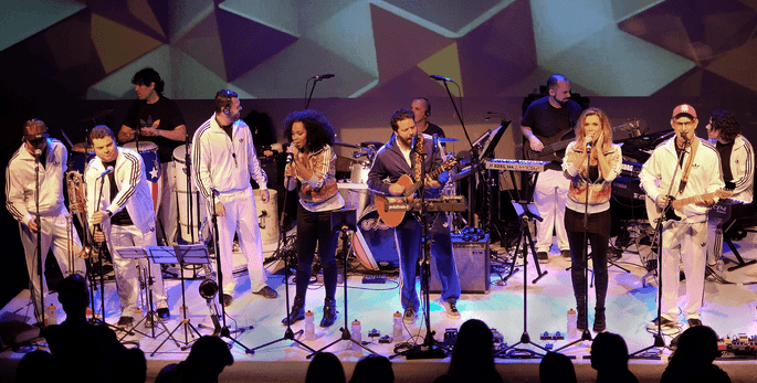 SoS - Sensacional Orchestra Sonora