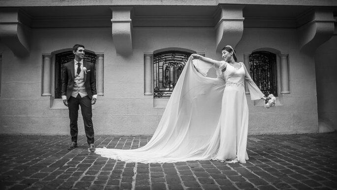Que dice tu vestido de novia de ti