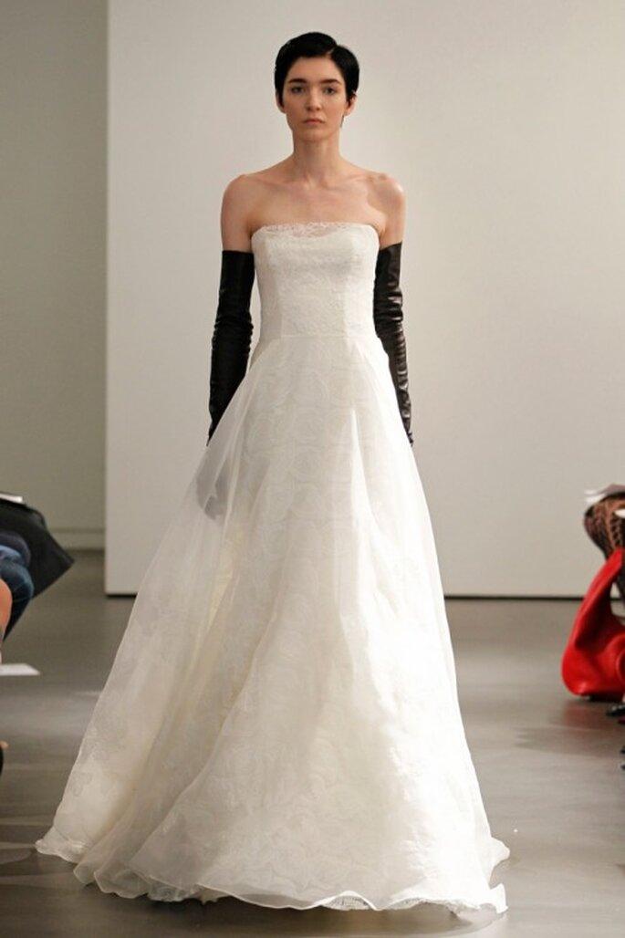 Efecto Dominó Vestidos De Novia Vera Wang Colección