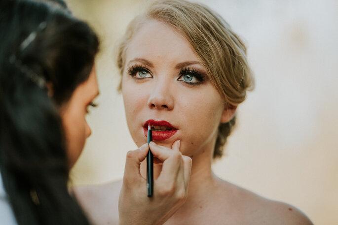 Maquillaje de una Novia by Bernaldo de Quirós