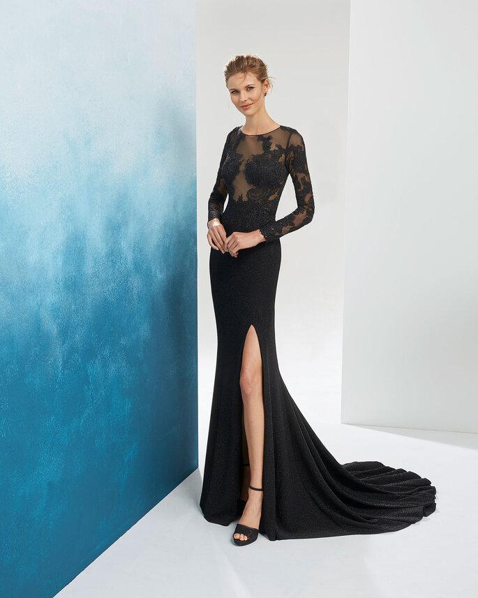 Vestidos de fiesta color negro