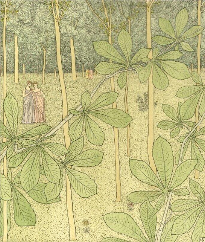 Superbement illustré, Nausikaa d'Homère aura fière allure dans votre bibliothèque - Photo : Librairie Picard