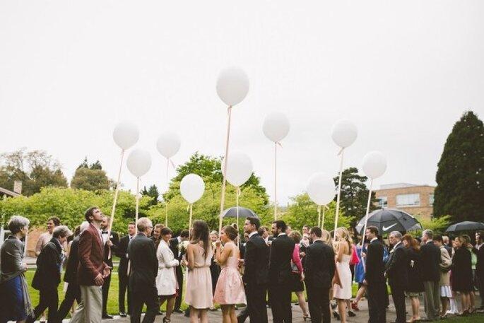 20 ideas geniales para que tu boda sea la más divertida - Christy Cassano-Meyer