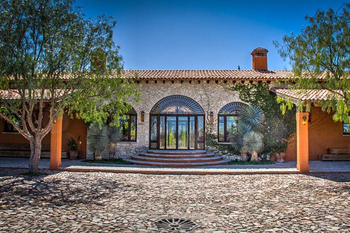 """Obtén tu cotización: """"Rancho Las Sabinas"""""""