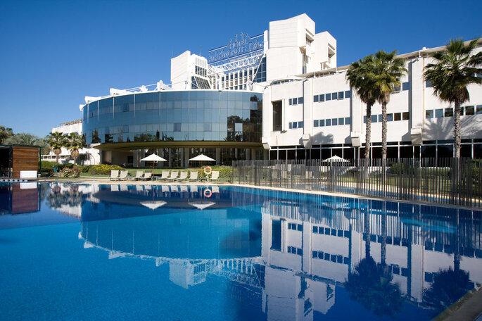 Foto: Hotel Silken Al Andalus Palace