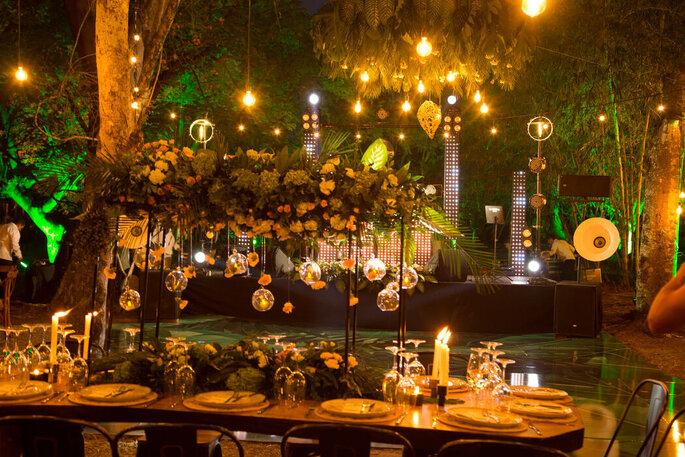 Next Weddings iluminación y sonido de boda