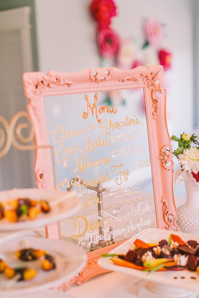 decoracin de boda con marcos y cameron ingalls