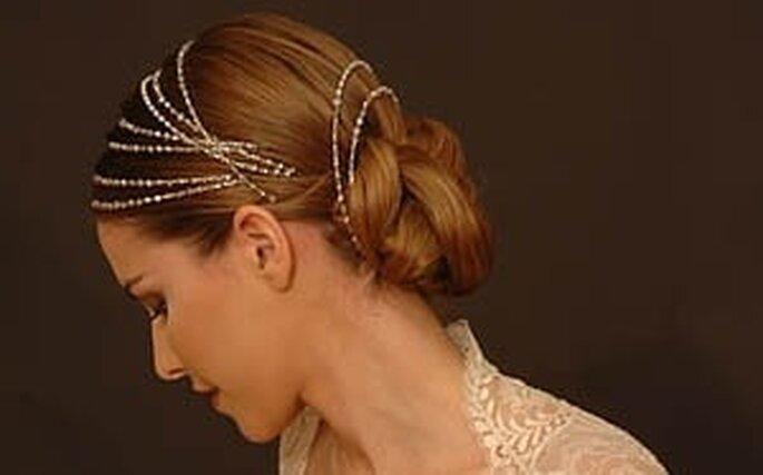 Une coiffure digne des princesses