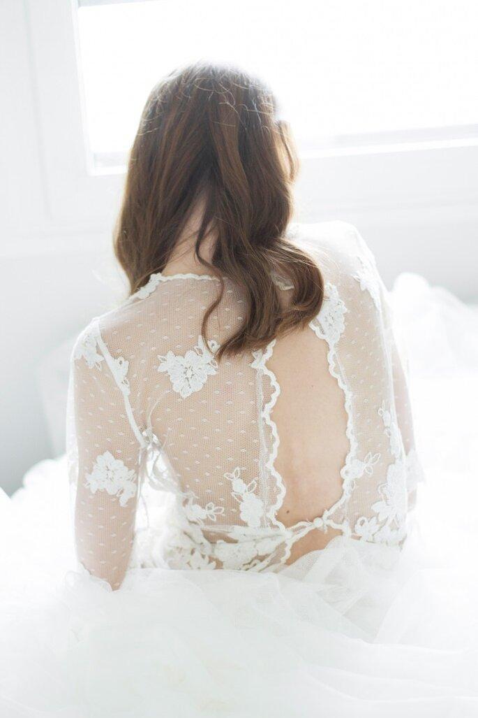 b0269211d Cómo escoger tu vestido de novia para una ceremonia religiosa en 5 pasos