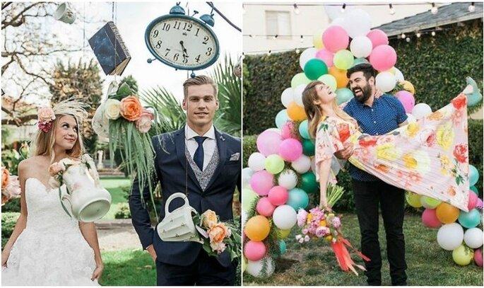 Des décorations canons pour votre cérémonie de mariage