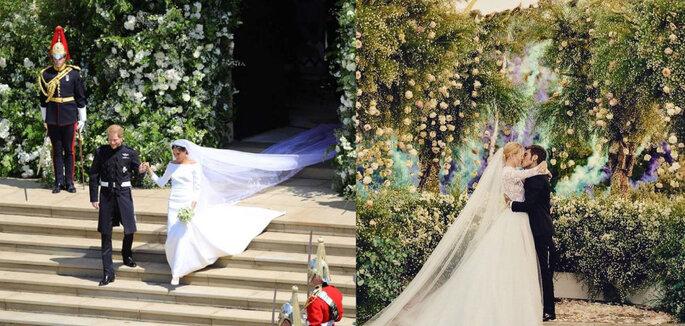 Foto via Facebook @Celebrity Wedding