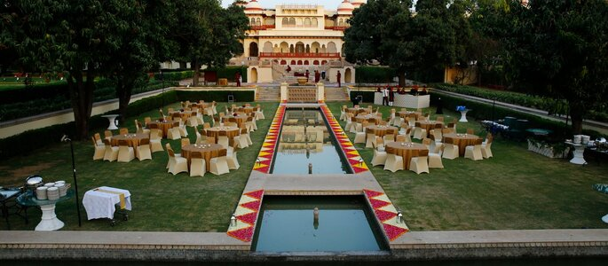 The Rambagh Palace