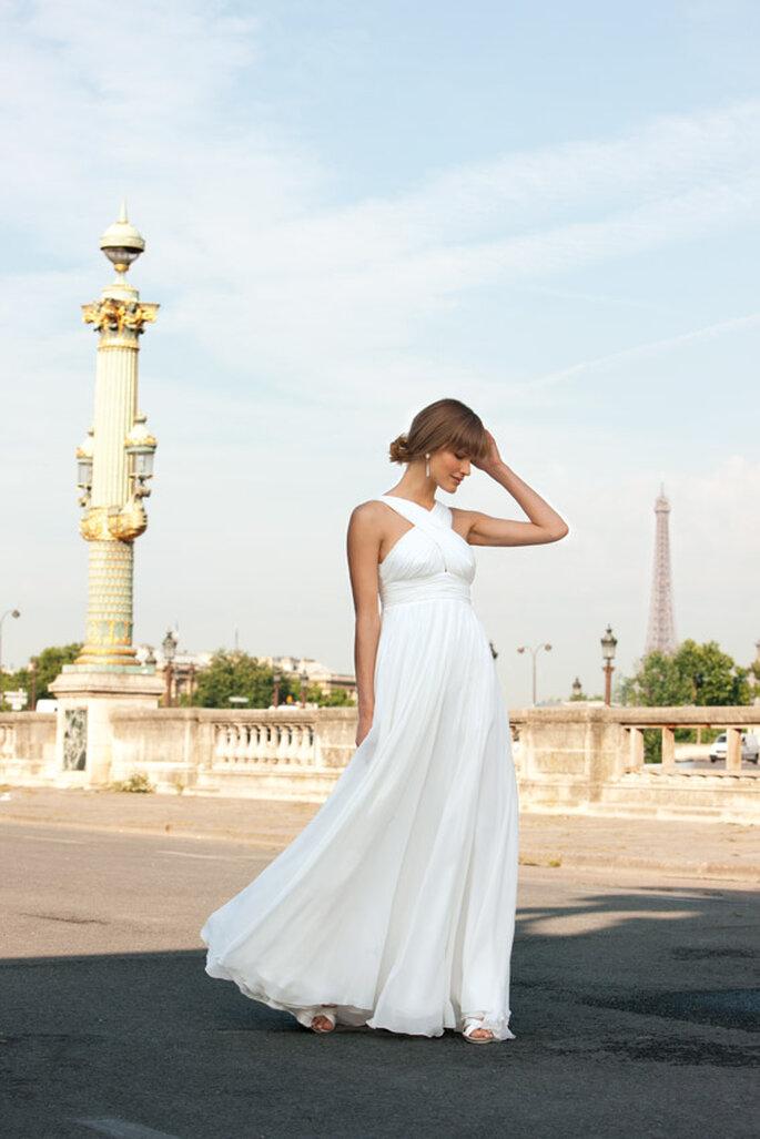 Robe de mariée Les privées Cymbeline 2011 - Elalie