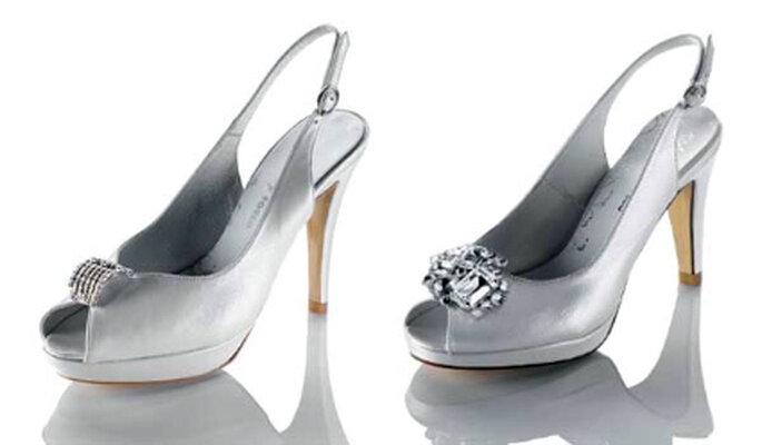 Los zapatos de novia tienen que ser ante todo cómodos