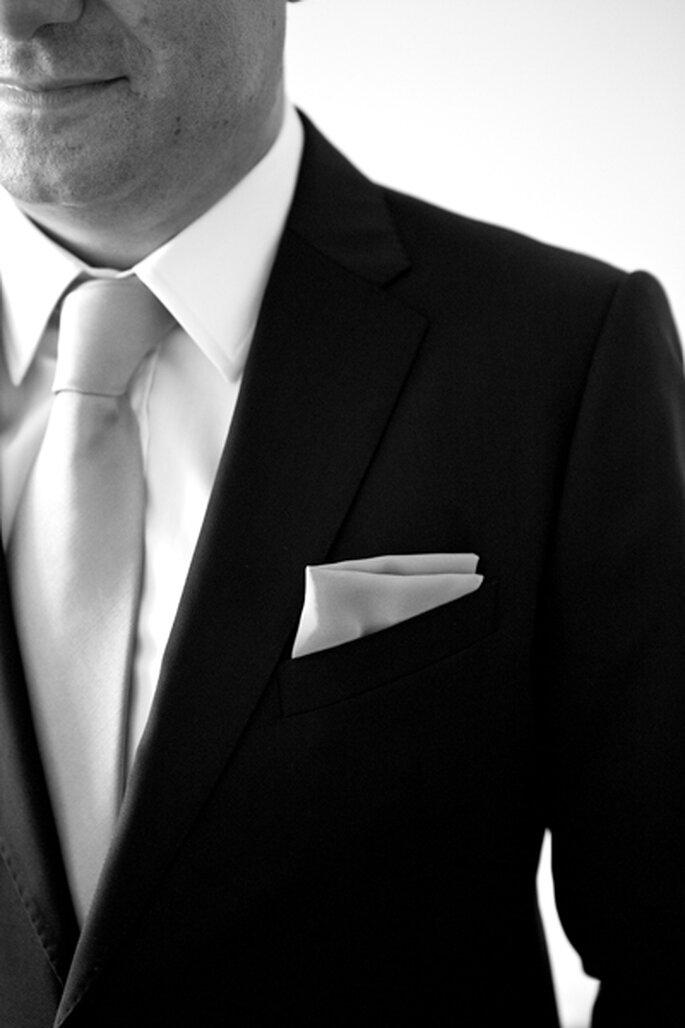 In diesen Anzügen sorgen auch männliche Hochzeitsgäste für einen modischen Auftritt – Foto: Nuno Palha