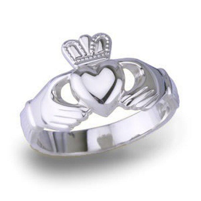 Un modelo de anillo irlandés