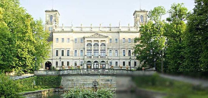 Schloss Albrechtsberg. Foto: schloss-albrechtsberg.de