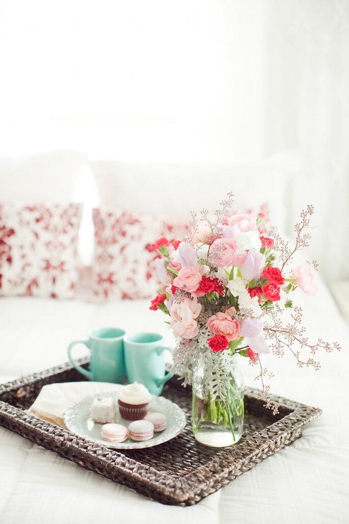 Tu boda al estilo desayuno - Jordan Brittley