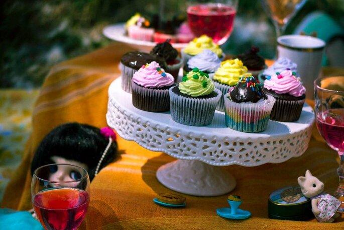 Vegan Cakes - Foto: Popó e Clayton Clemente.