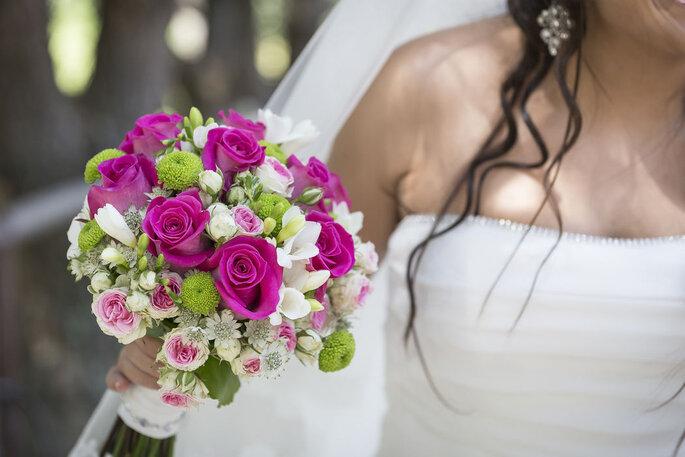 White Magnolia Wedding Photography