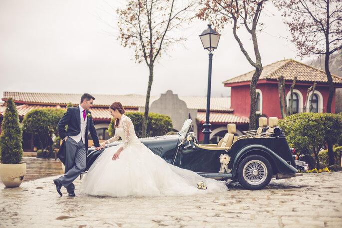 Clásicos de Lujo, Coches para bodas Madrid
