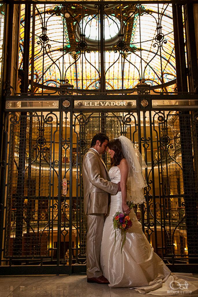 Elige un fotógrafo profesional para tener las mejores tomas de tu boda - Foto Arturo Ayala