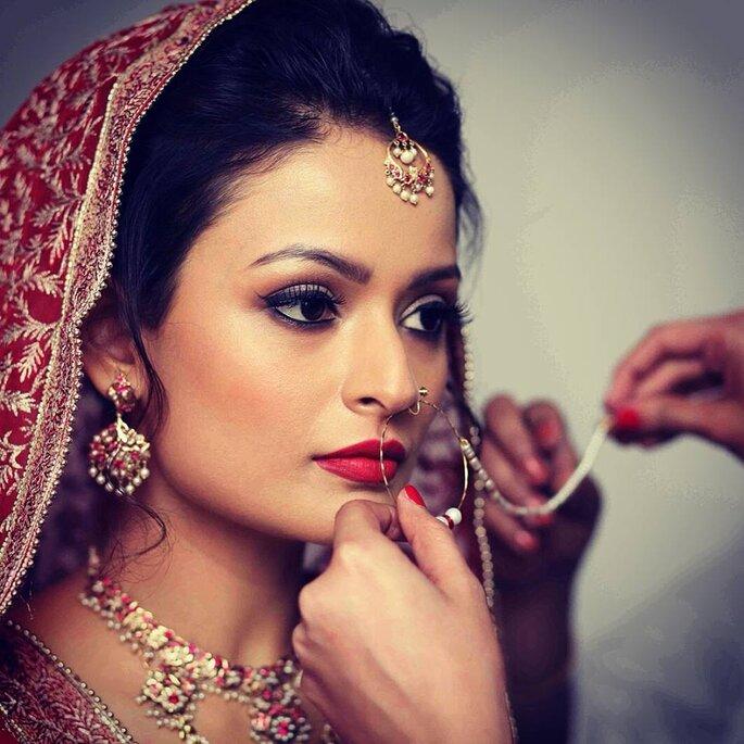 Makeup Artist: Aakriti Kochar.