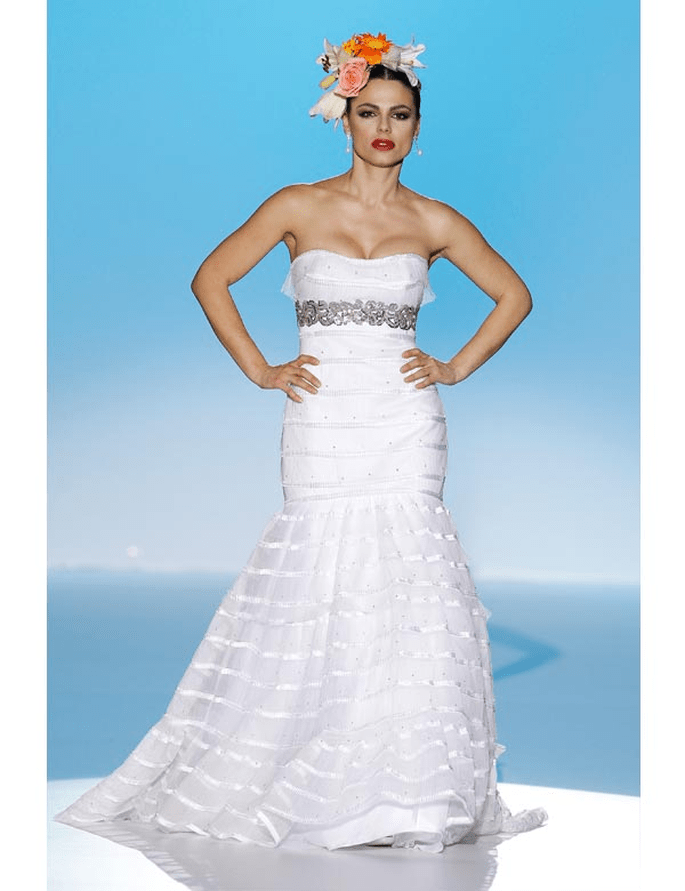 Bild 1 Brautkleid Kollektion Ana Torres