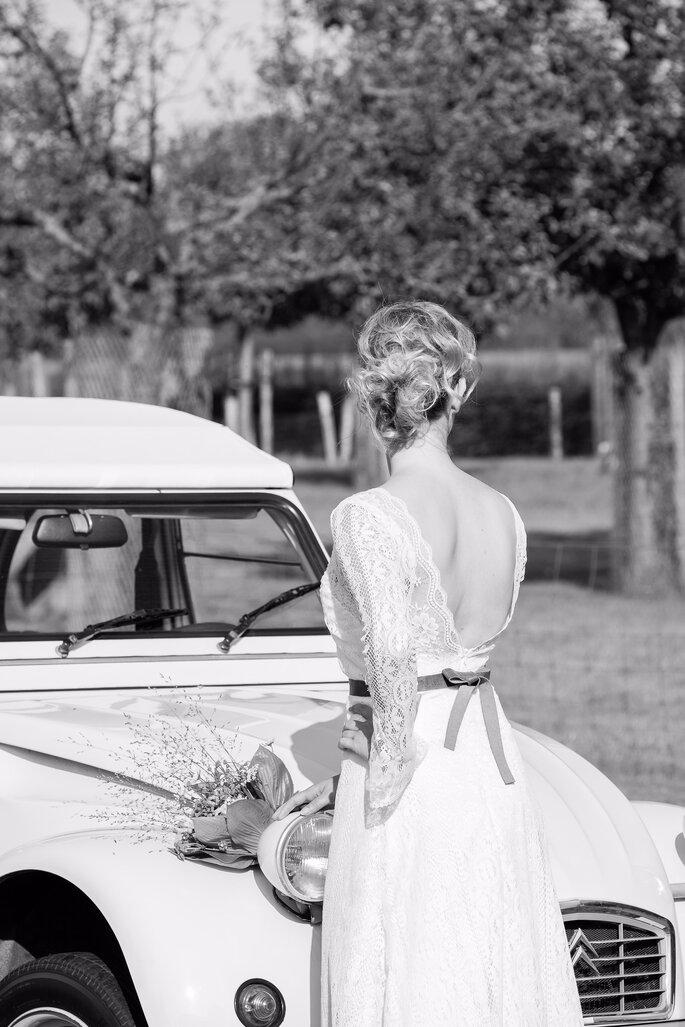 Foto: Iek's trouwjurken