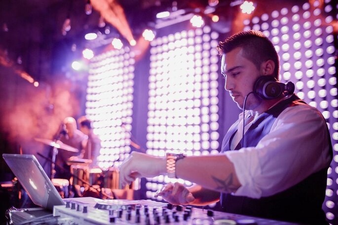 DJ Juanjo DJ para bodas