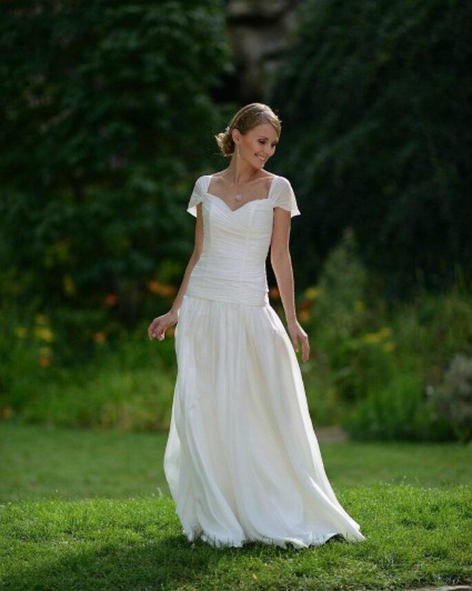 Robe de mariée Catherine Varnier - Modèle : Camille