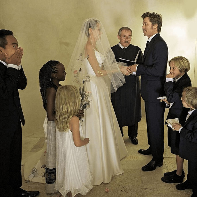 Foto vía Angelina Jolie Instagram