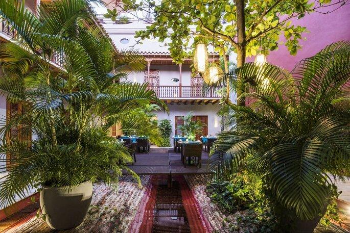 Anandá Hotel Boutique by Cosmos Luna de Miel en Cartagena