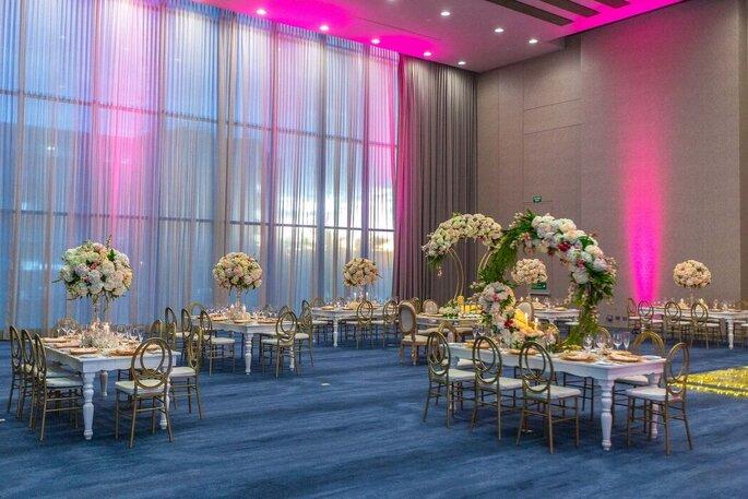 Hilton Bogota Corferias Hotel para bodas Bogotá