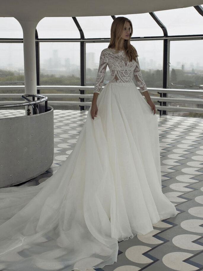 White Boutik by Hervé Mariage - Boutique de robes de mariée - Paris