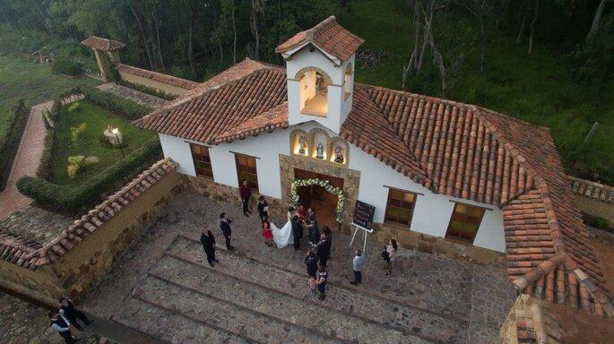 Aglaya Bodas en Villa de Leyva
