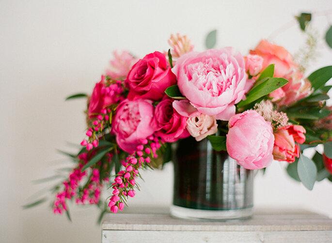 Cómo decorar un brunch de boda al aire libre -Sherri Koop
